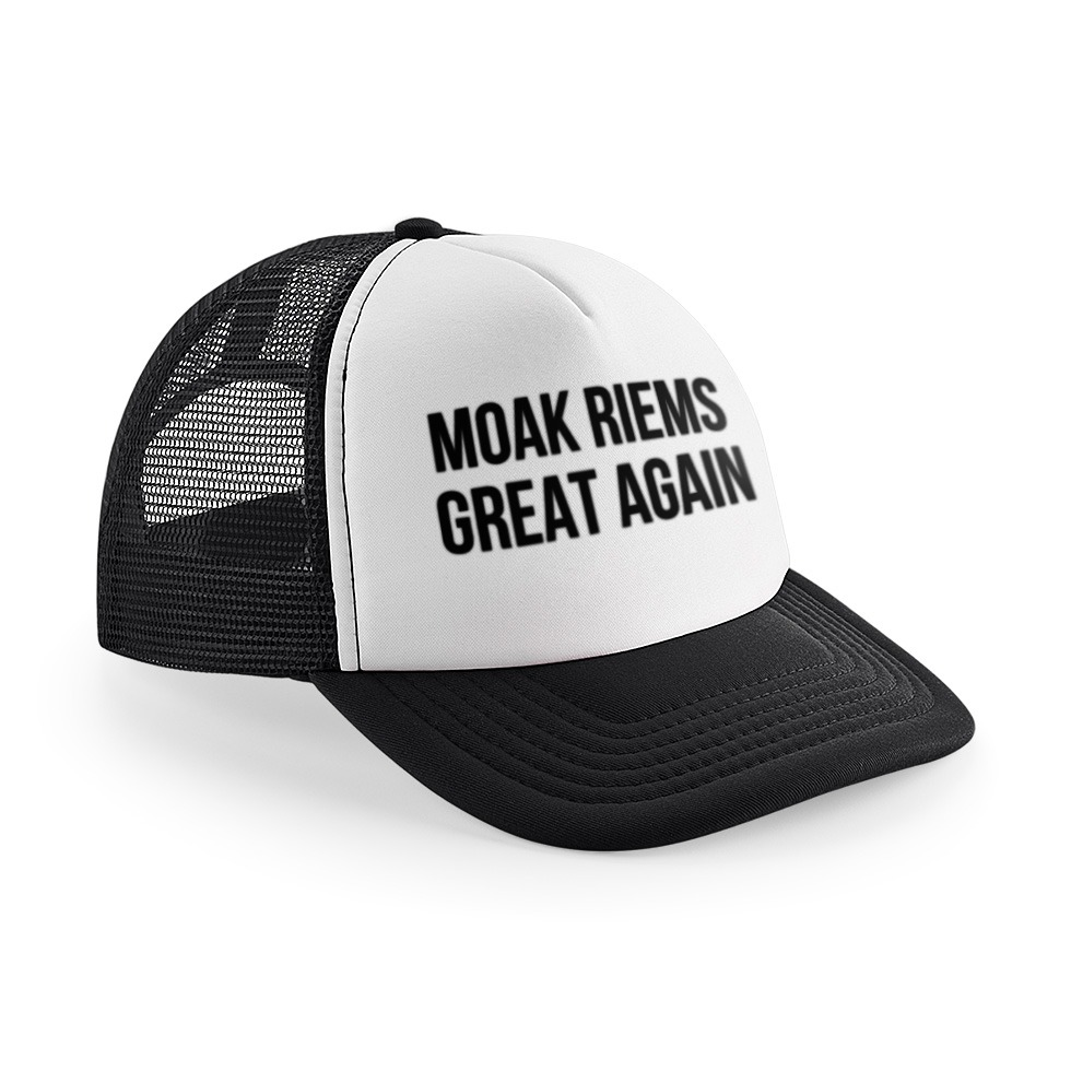 shop webshop webwinkel dialect shirts van riemst unieke petten moak riems great again trucker pet cap mcsnooze custom shirt