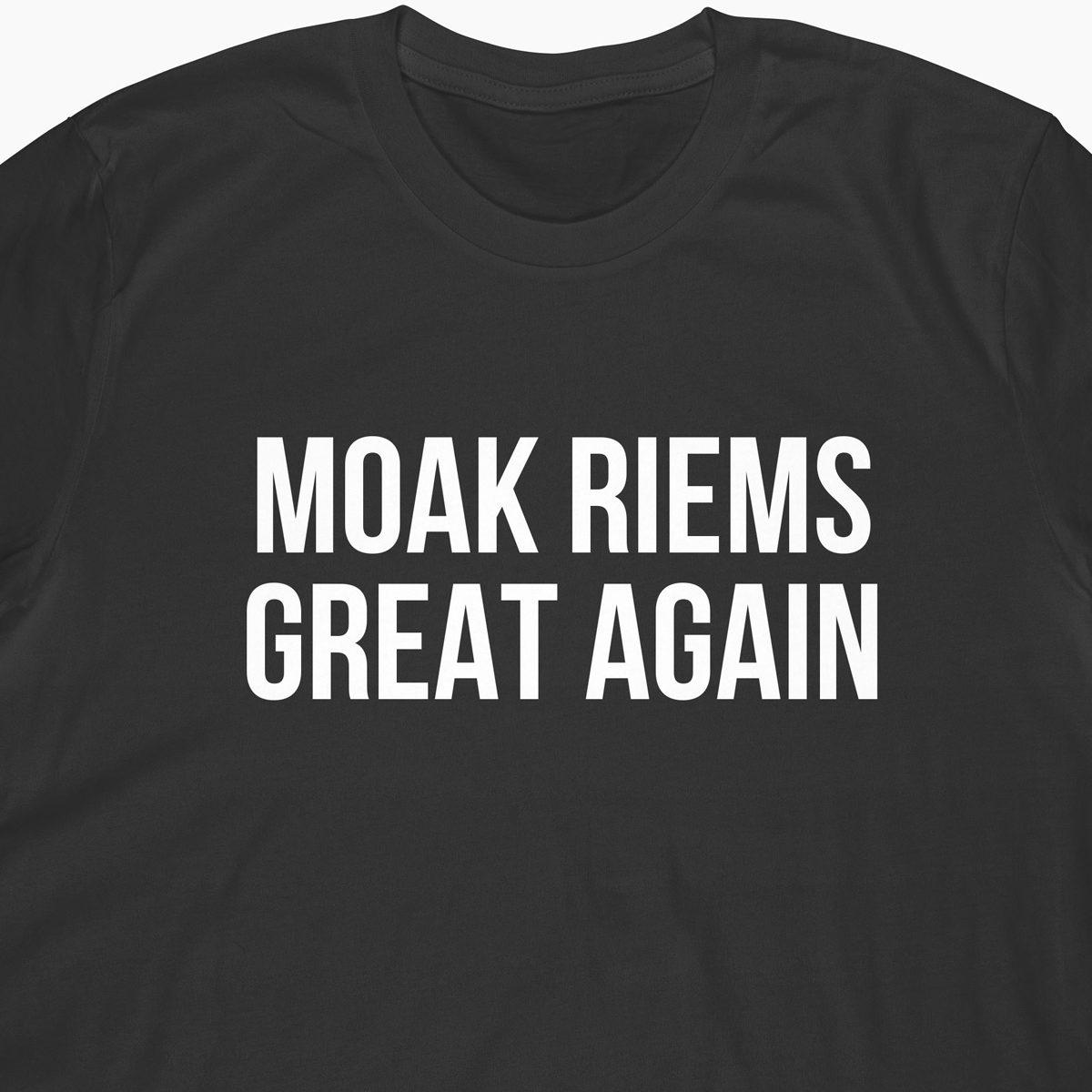 shop webshop webwinkel unieke shirts dialect shirts van riemst moak riems great again shirt mcsnooze custom shirt riemst