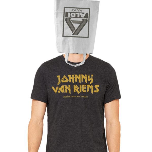 johnny van riems band shirt mcsnooze custom shirts for custom people riemst zeefdruk poezie oet het durrep rock orkeske